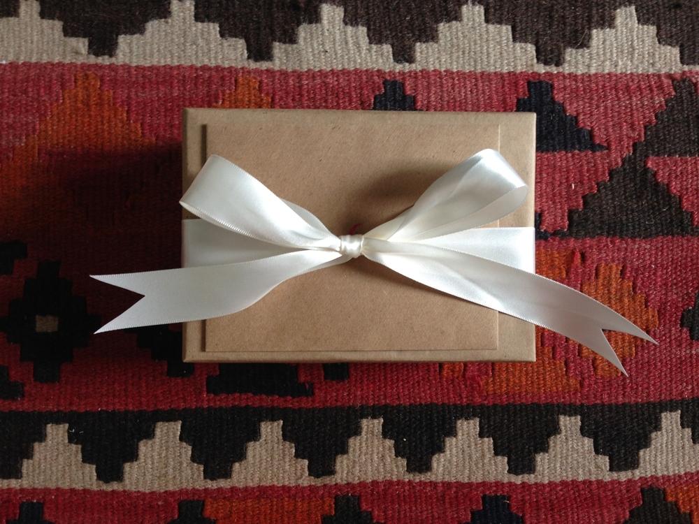 Nicki Gift | | Natalie Grace Calligraphy Co.