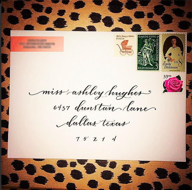 Instagramed | Natalie Grace Calligraphy Co.