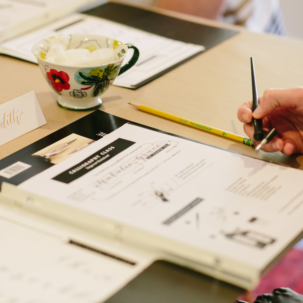 Worksheet | Natalie Grace Calligraphy Co.