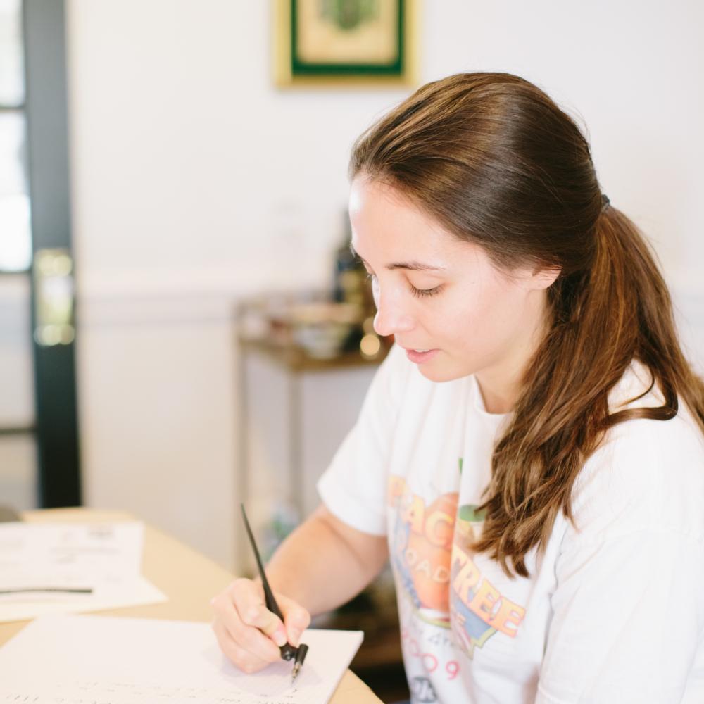 Claire | Natalie Grace Calligraphy Co.