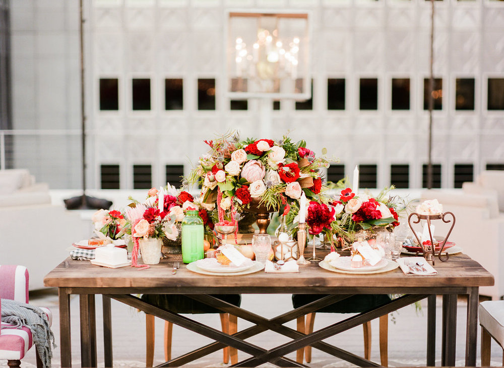 Stems of Dallas | Tracy Enoch Photography | Natalie Grace Calligraphy Co. Blog