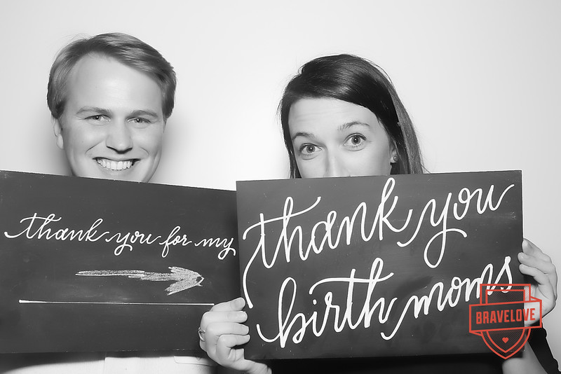 BraveLove | MirMir Photo Booth | Natalie Grace Calligraphy Co. Blog