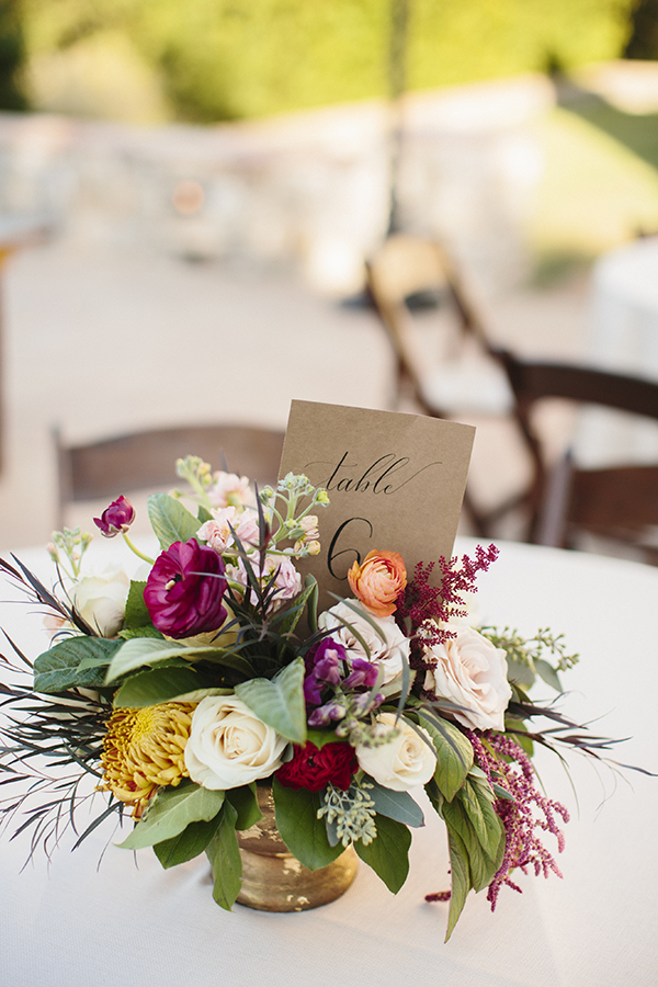 Ruthie + Tyler | Sara + Rocky Photography | Sweet Pea Events | Gypsy Floral | Natalie Grace Calligraphy Co.