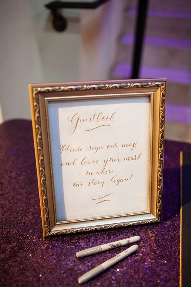 Shayna + Nick Wedding | Guestbook