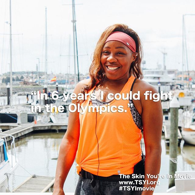 African Americans' life expectancy is on average 6 years shorter than White Americans. What could you do in 6 years?  We met Franchon Crews, a national boxing champion, and this is how she replied. #tsyi #tsyimovie