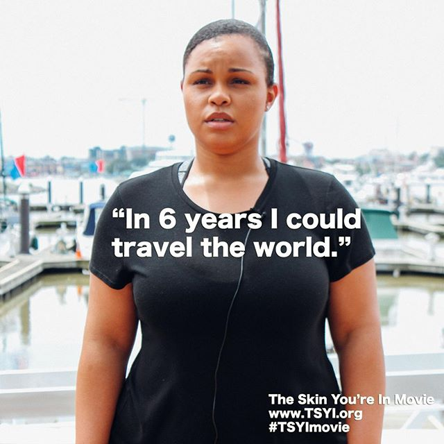 African Americans' life expectancy is on average 6 years shorter than White Americans. What could you do in 6 years?  We interviewed people on the streets to find out. #tsyi #tsyimovie #ihaveadream