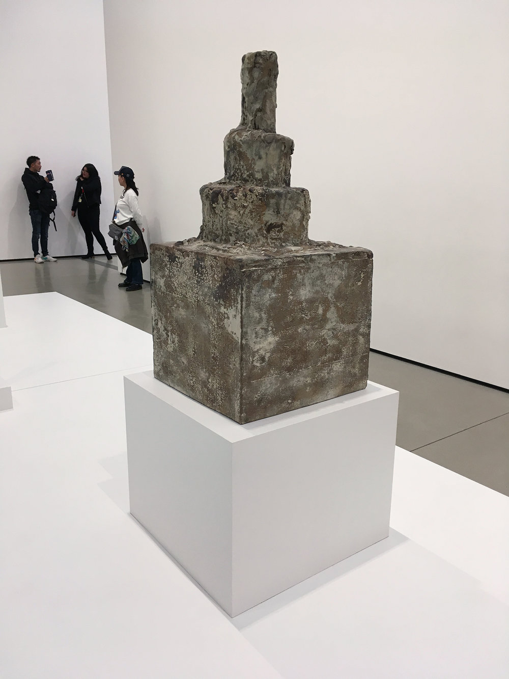 Cy Twombly, Untitled (The Mathematical Dream of Ashurbanipal), 2000-09, Bronze