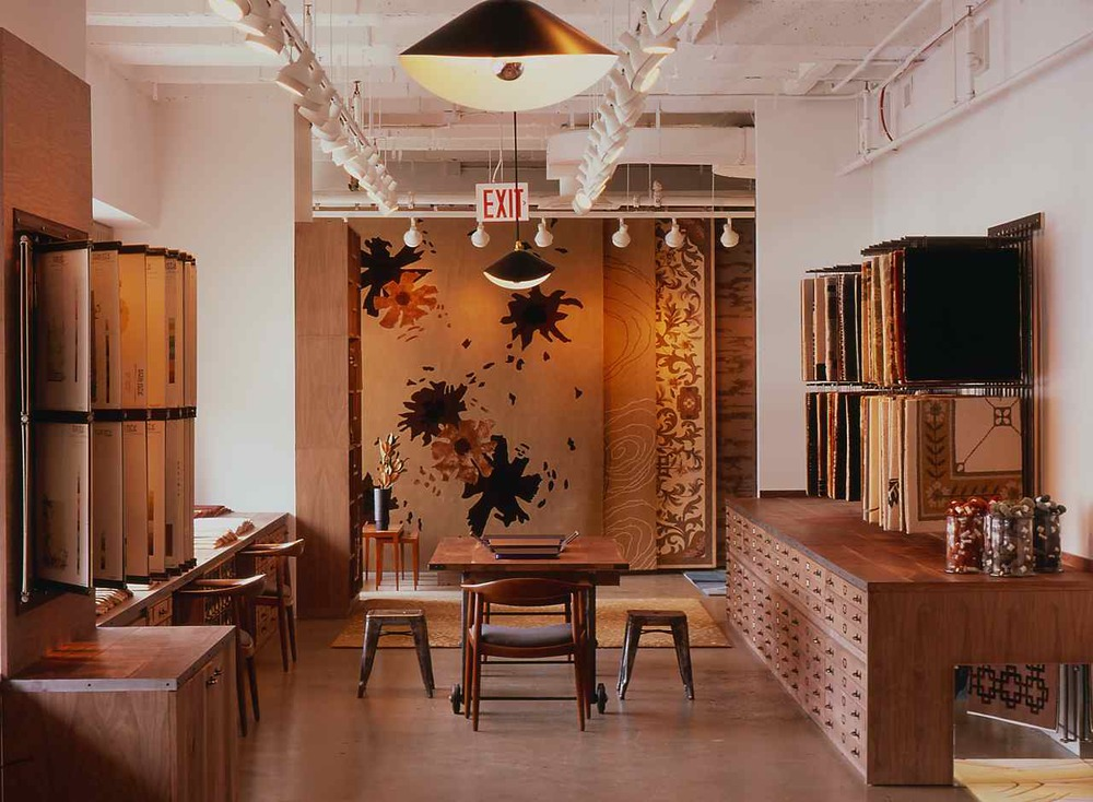 Edward Fields NYC Showroom