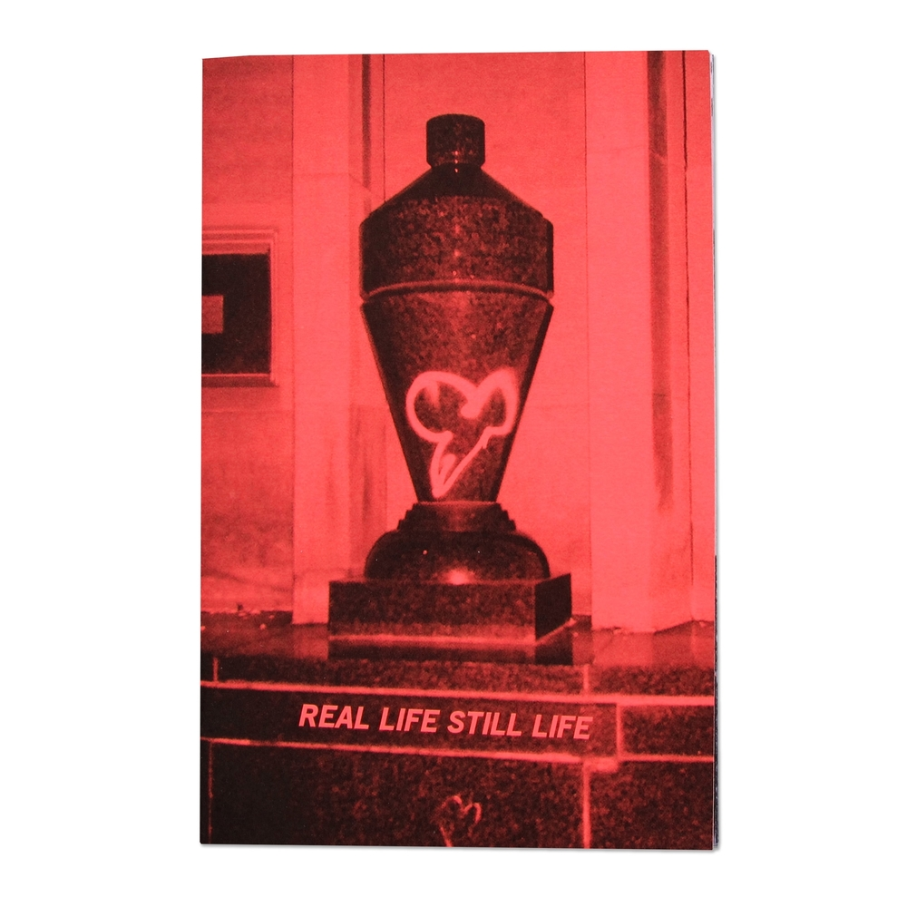 Real Life Still Life zine