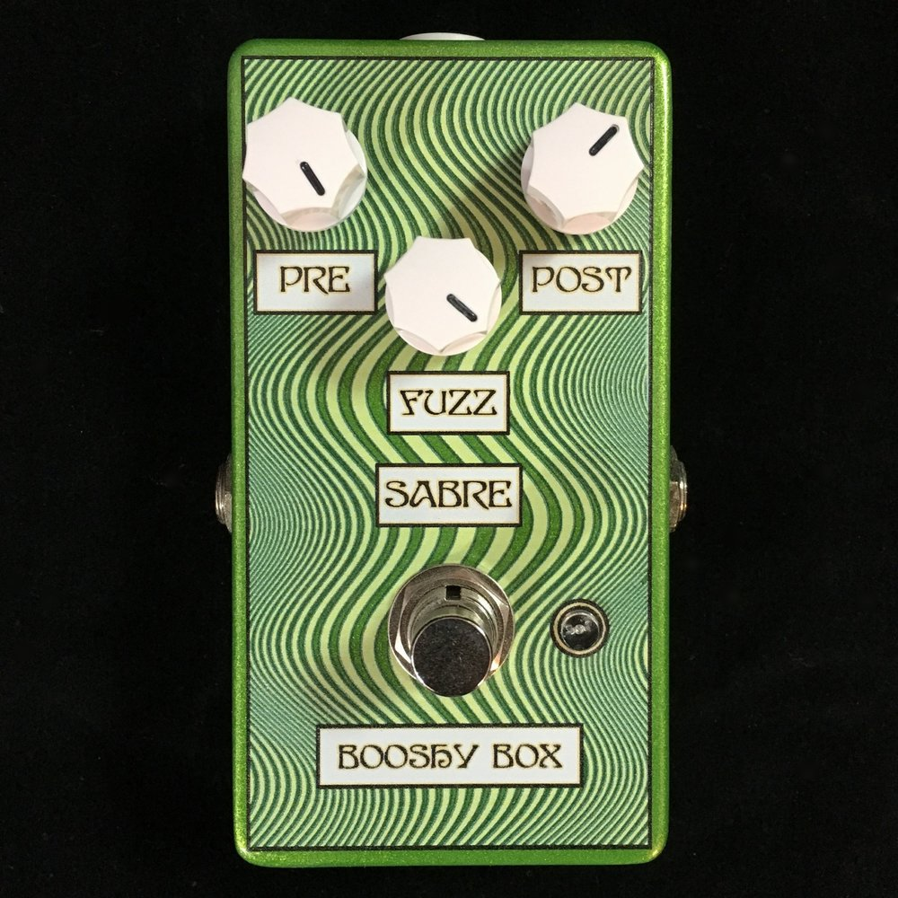 Booshy Box Sabre Fuzz