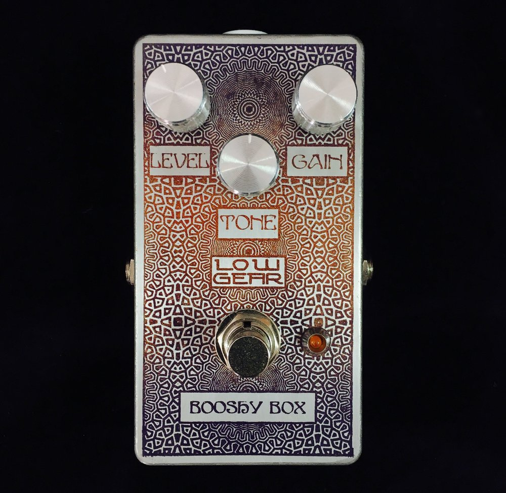 Booshy Box Low Gear Overdrive