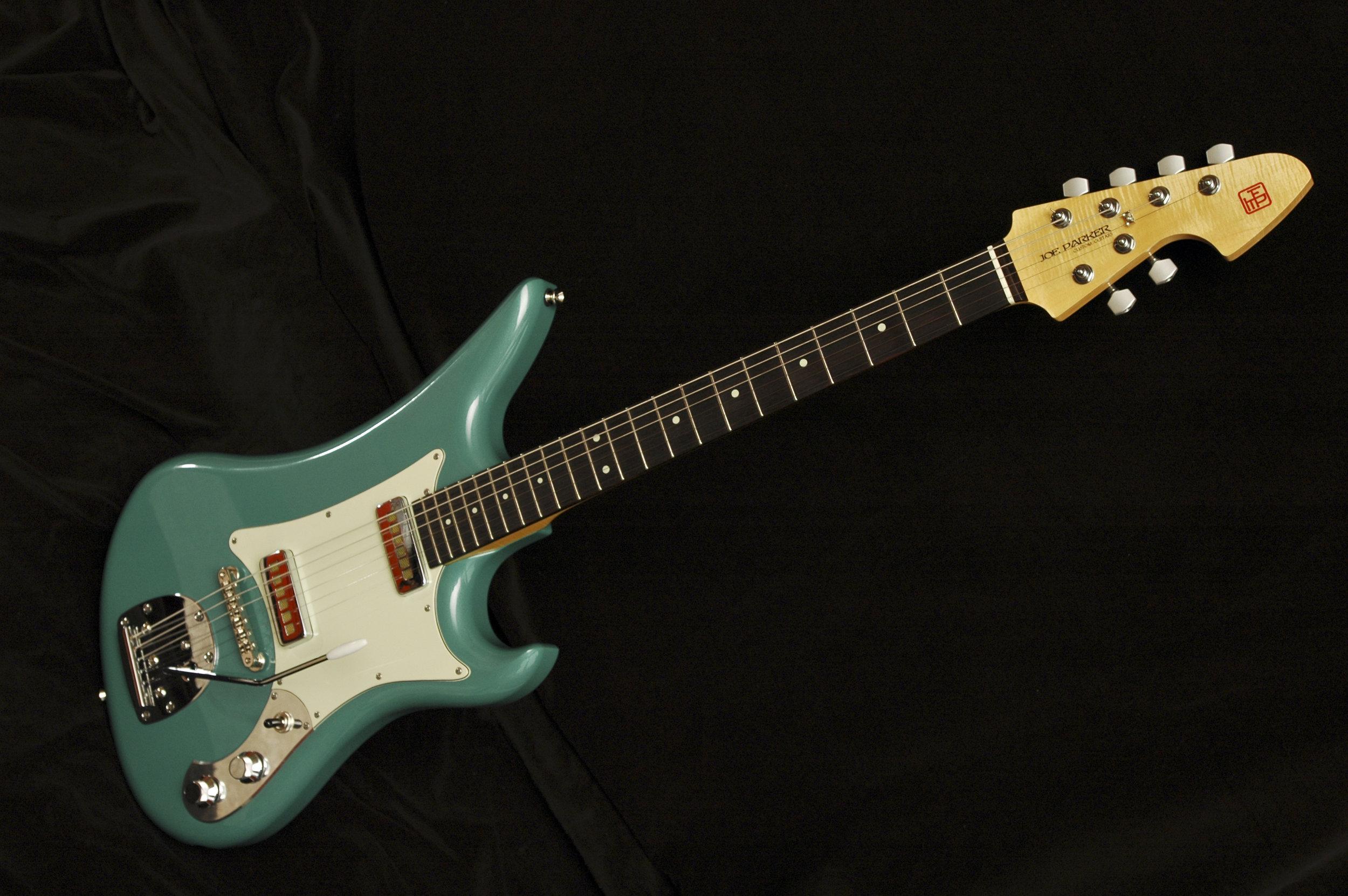Joe Parker Guitars Joe Parker Custom Guitars & Effects