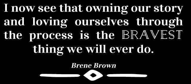 Brene Brown, Inspiration