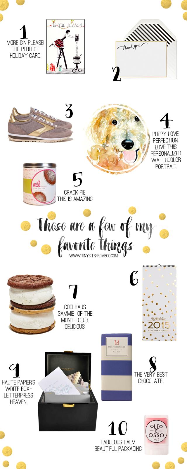 2014, Christmas, Gift Guide
