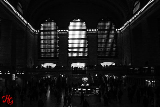 NYC, Grand Central Station, Haley Carpenter Photography