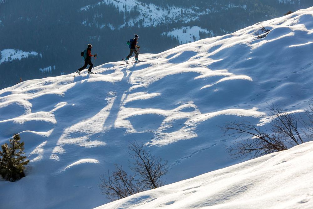 Ibex Winter Lifestyle Shoot
