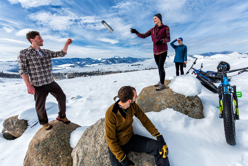 Ibex Outdoor Lifestyle shoot, Seattle and the Methow Valley