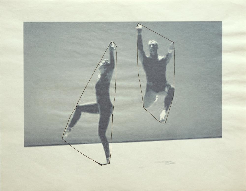 Merce Drawing, 2011