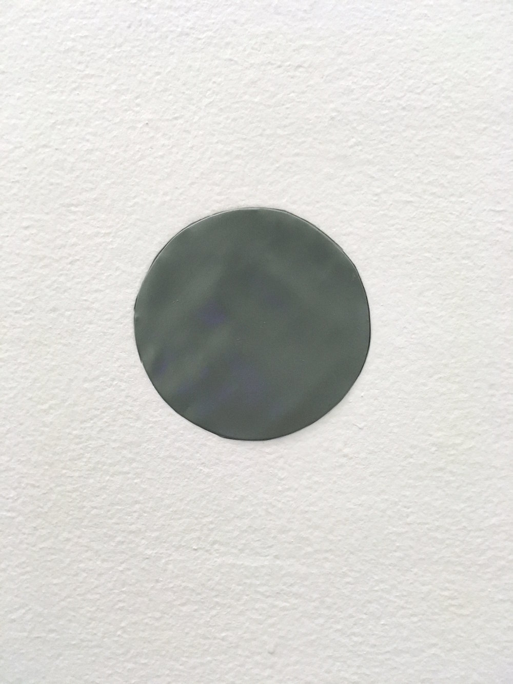 This Corner, 2017 detail (circle) Trigger, New MuseumNY
