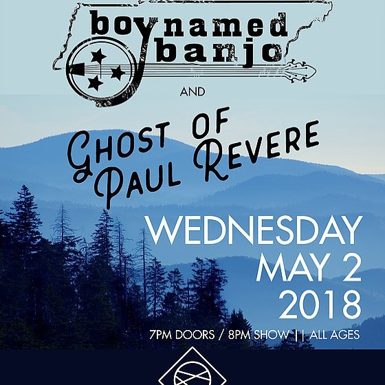 Happy Weird Wednesday! We're rolling through a beautiful day to make some noise with those good, good boys from @boynamedbanjo in Asheville, NC!  Doors at 7 at @ambrosewestavl 👻👻👻