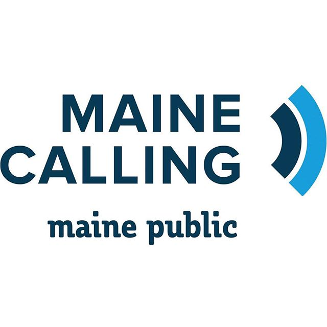 Hey Maine - SURPRISE! We're home and live on #mainecalling tomorrow at 1pm EST. Tune into #mpbn Maine Public Radio to listen or call and harass us during the broadcast LIVE. 10,000 callers and Griffin will shave his beard live on the radio #nothappening