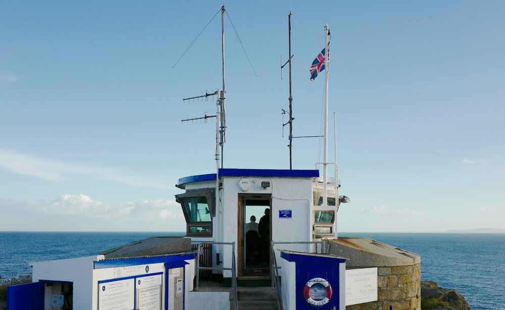 St Ives Coast watch station