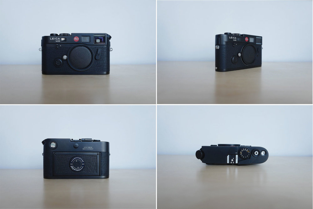 Leica M6 REVIEW BY RICK DAVY