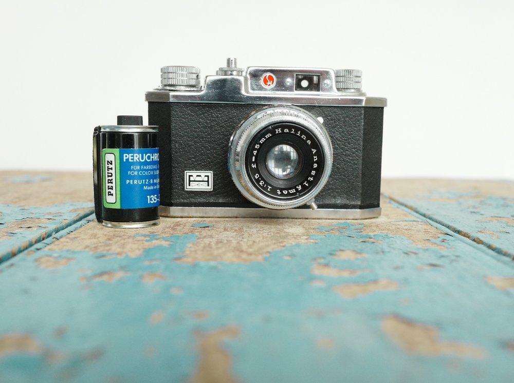 Hanila 35X film camera