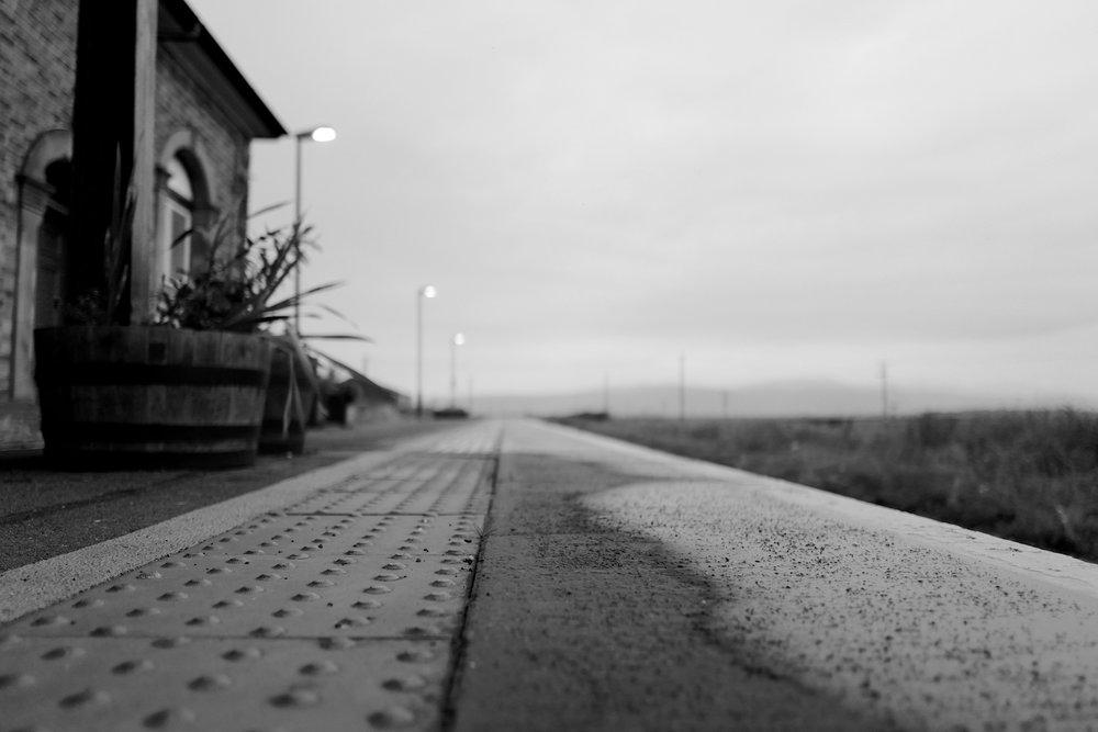 Borth station