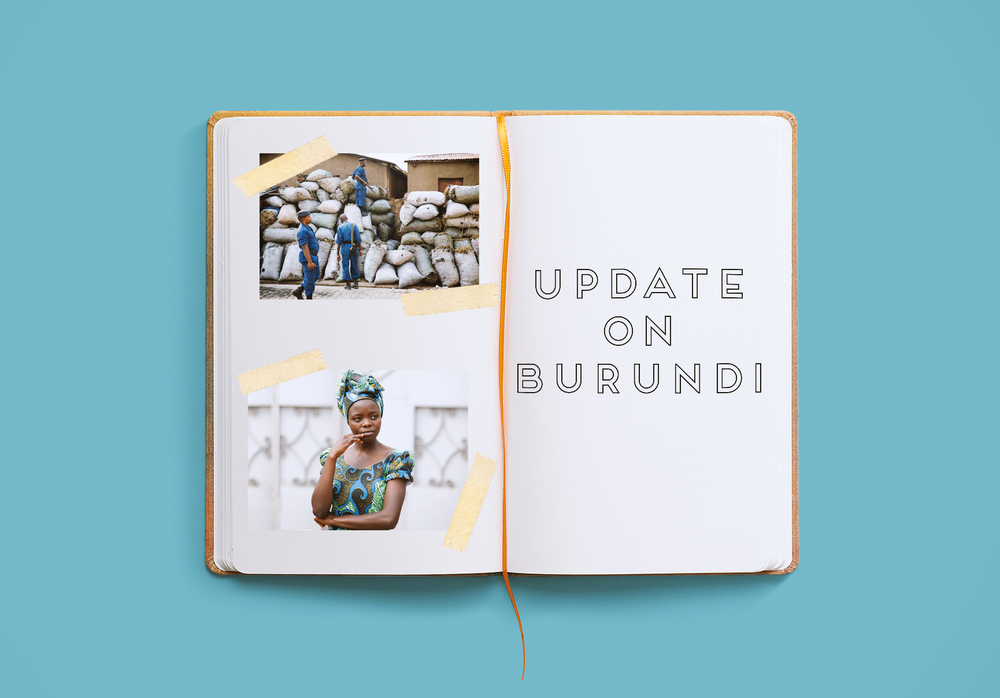 Update on Burundi