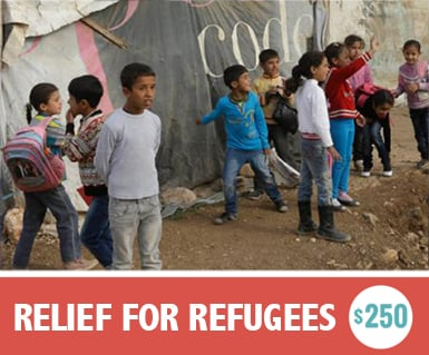 Gift Catalog - Relief for Refugees