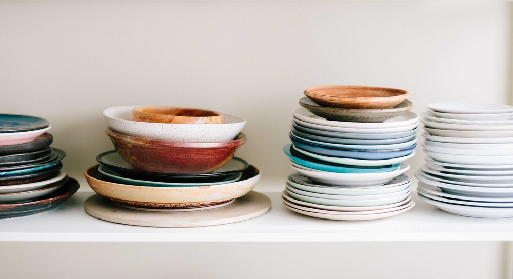Skip the plates - Move past the hassle of duplicate items, receipts, and post-honeymoon returns. All of your registry gifts with Tirzah are fully tax-deductible, tracked digitally, and never need to be boxed up and moved or replaced!