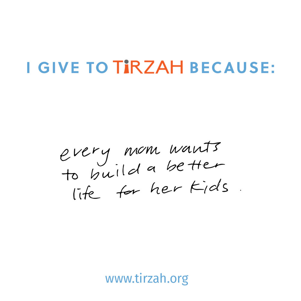 I give to Tirzah because every mom wants.jpg