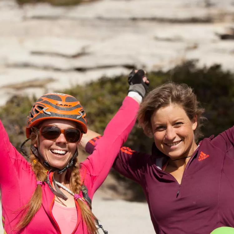 Women's Speed Record on El Capitan (Climbing)