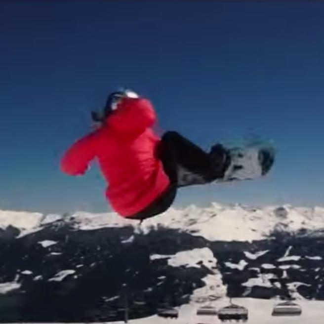 Anna Gasser (Snowboarding)