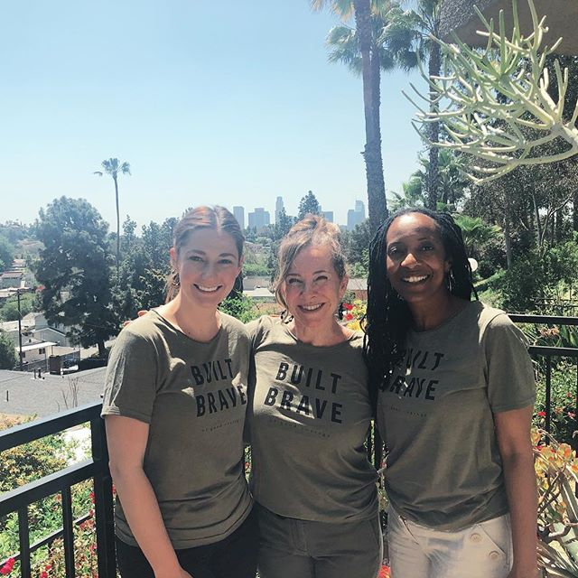 Our staff team wrapped up some major meetings today! We're so grateful to be a part of Tirzah and share in the work with brave friends like you. #tirzahintl #Tirzahwomen