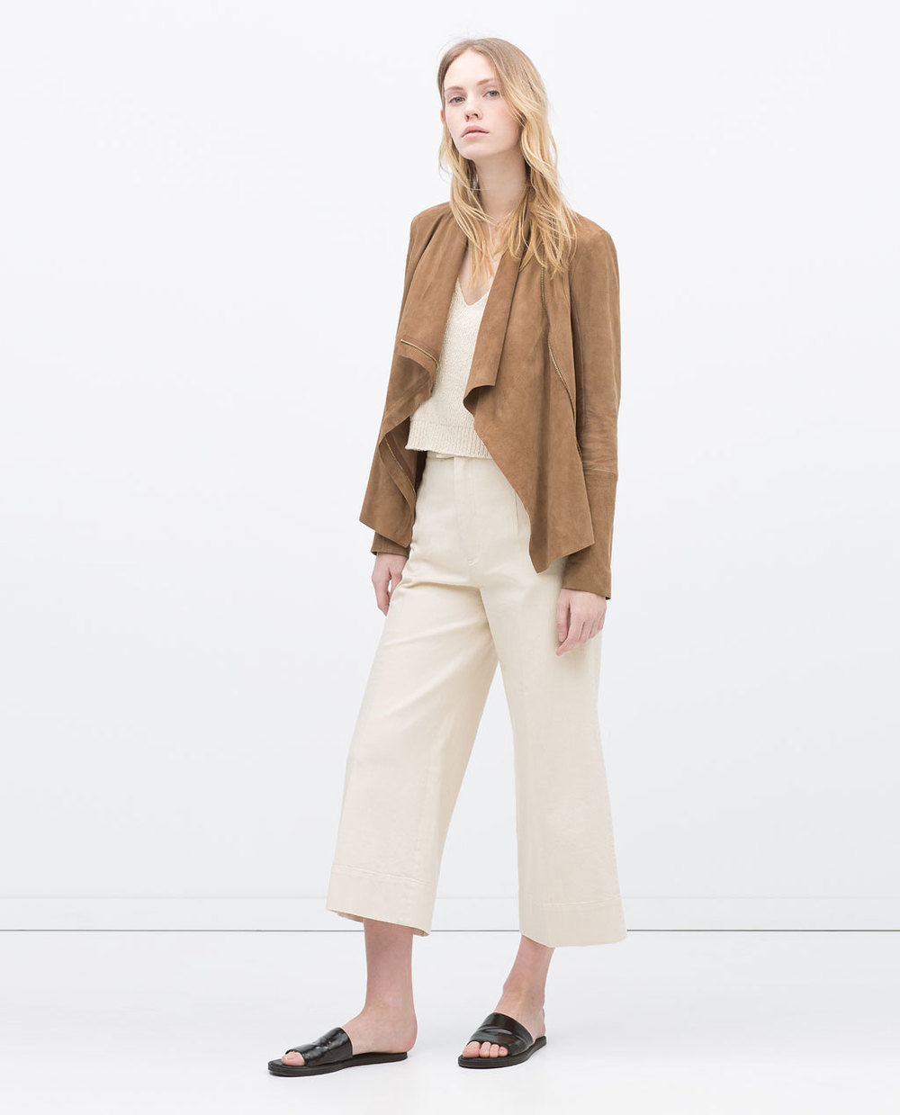 LOOSE SUEDE JACKET 149.99 USD