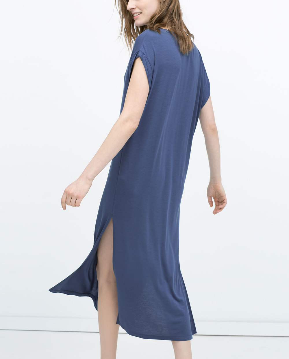 BASIC LONG DRESS 15.99 USD