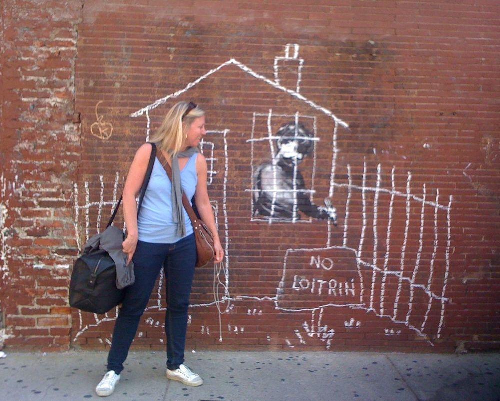 Banksy comes to Cambridge
