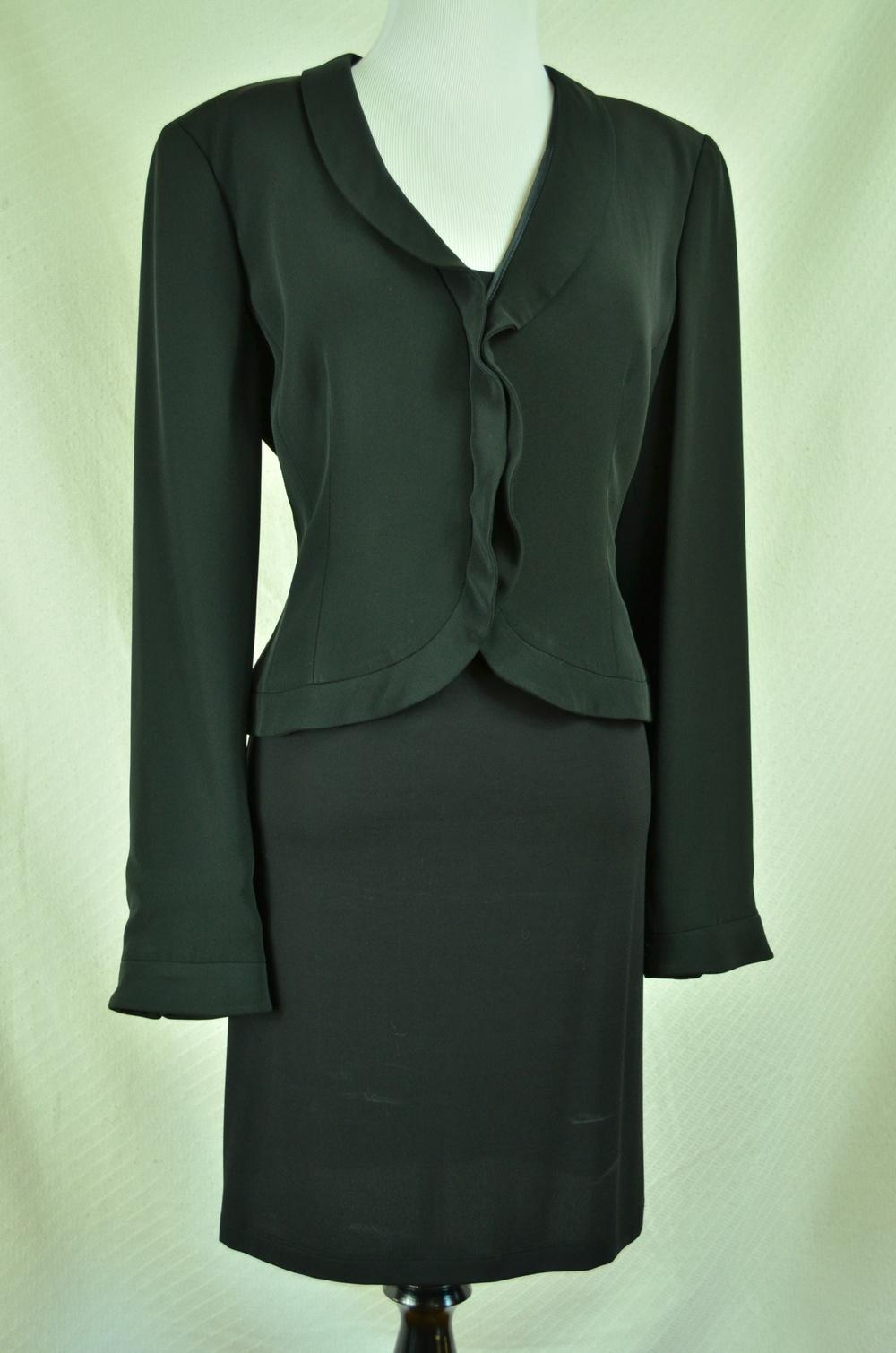 39. Armani Collezioni Black Jacket