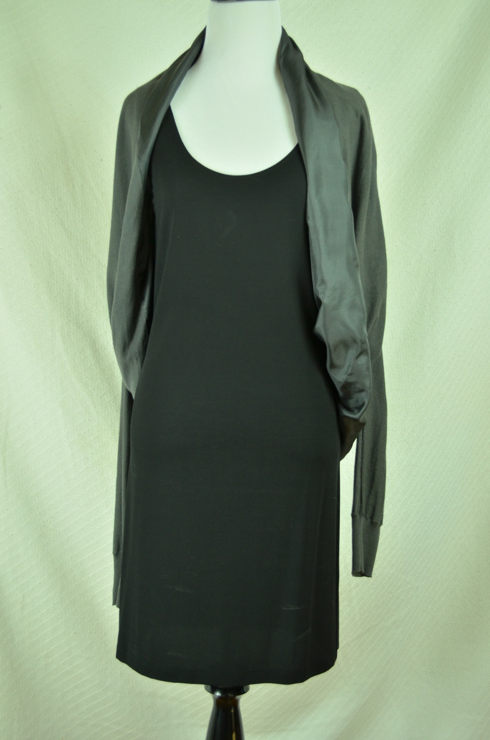 40. DKNY Pure Silk/Cotton Shrug