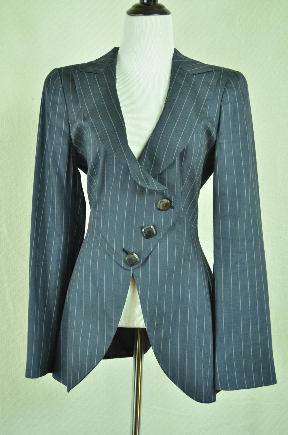 44. Giorgio Armani Linen Jacket