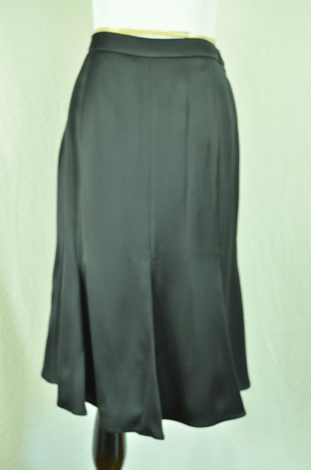 50. Giorgio Armani Silk Skirt