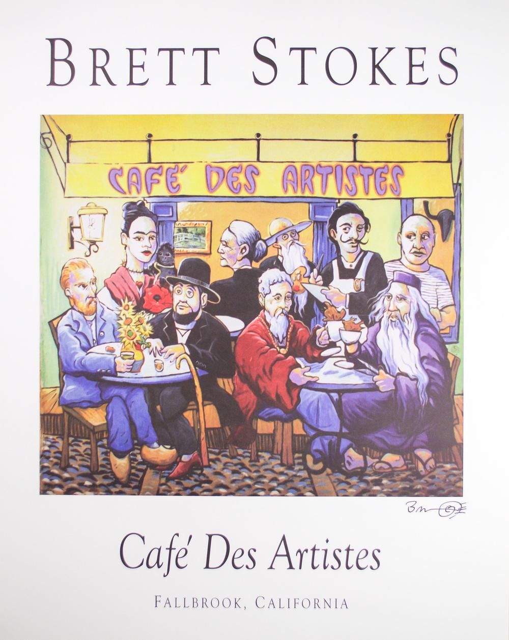 Brett Stokes