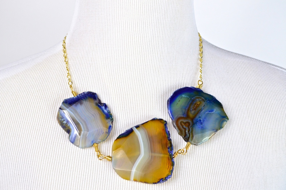 Karen Necklace by Samantha House