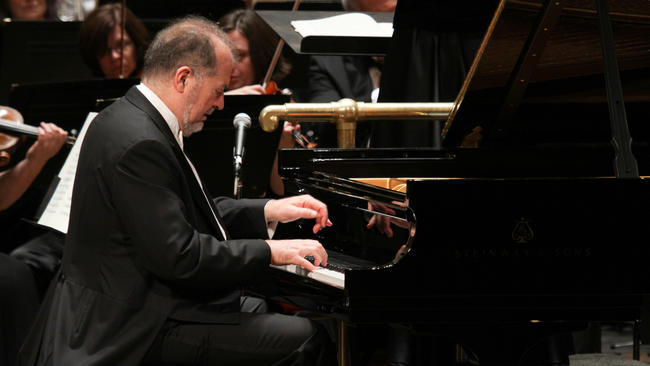 Garrick Ohlsson (Photo Courtesy RI Philharmonic Orchestra)