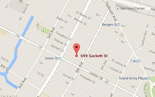 699 Sackett Street
