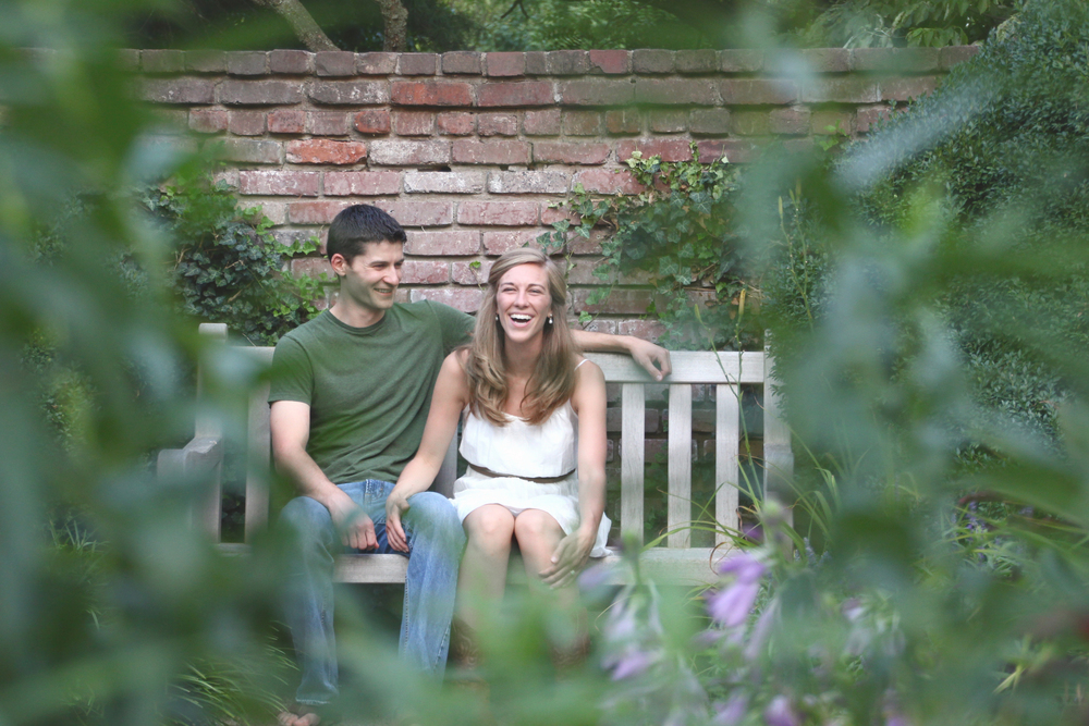 MEREDITH & KEVIN - LEXINGTON ENGAGEMENT PHOTOGRAPHY