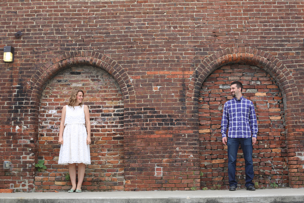 MAGGIE & BRAD - NASHVILLE ENGAGEMENT PHOTOGRAPHY