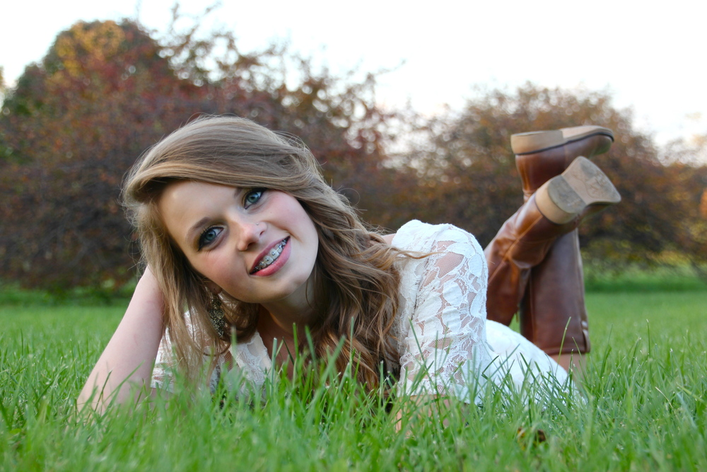 CAROLINE - LEXINGTON SENIOR PORTRAIT PHOTOGRAPHY